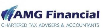 AMG Financial Logo