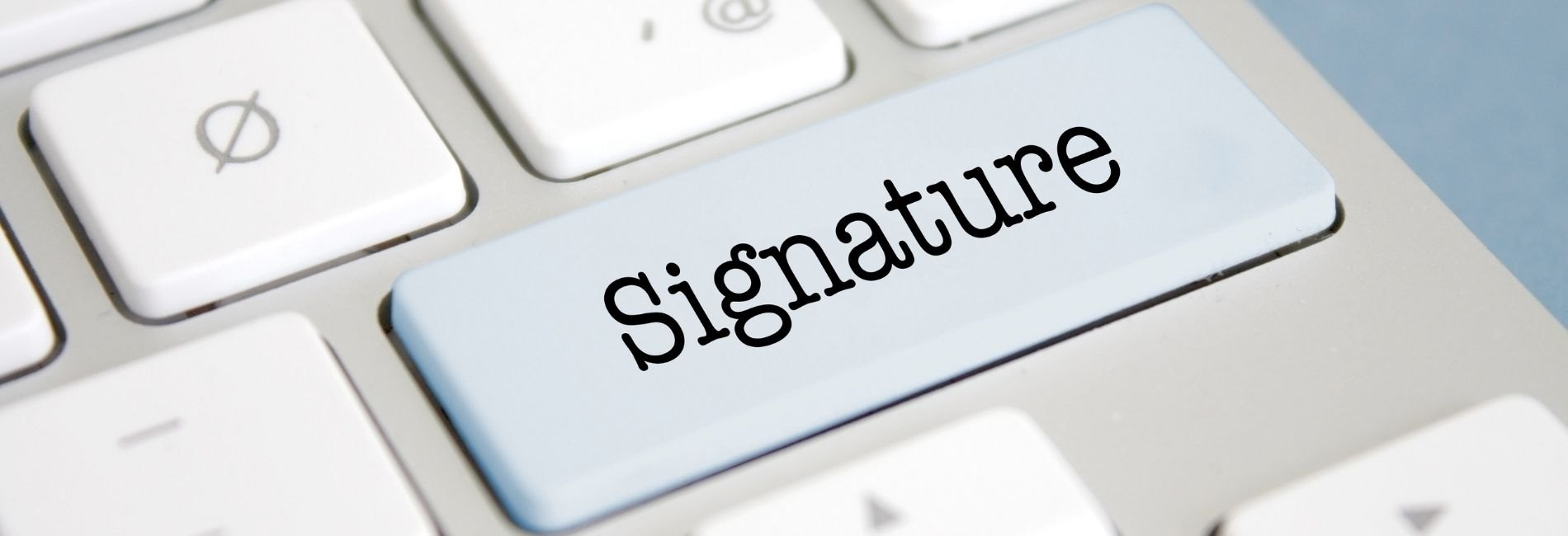 Signing Online. Is this Legal?